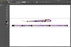 ネックストラップ入稿データの作り方